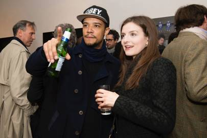 Image result for jacob anderson and aisling loftus