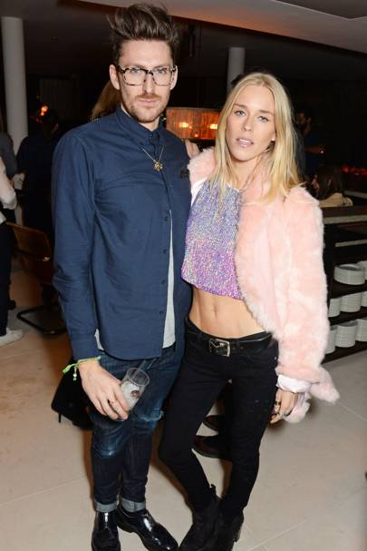 Henry Holland and Mary Charteris