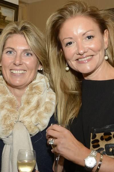 Melanie St John and Annika Purdey