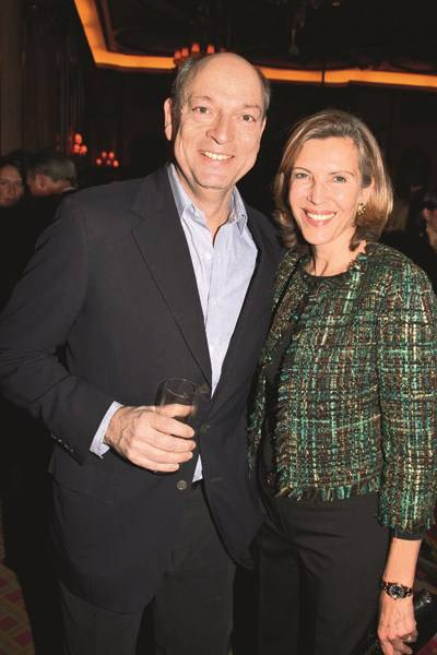 Christoph Henkel and Katrin Henkel