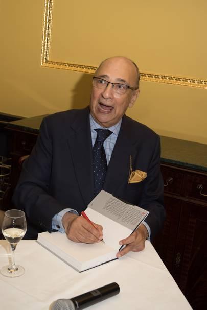 Sir Desmond de Silva
