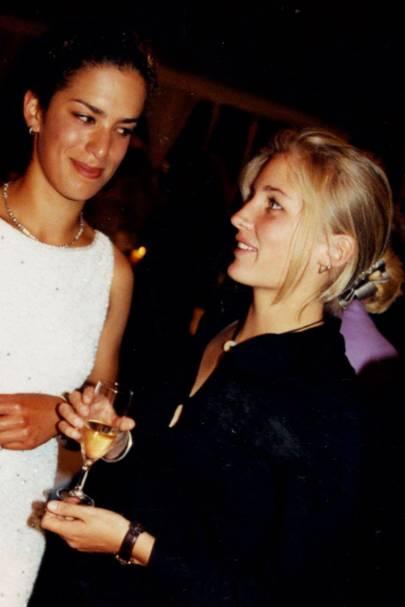 Shela Sheikh and Eva Delmas