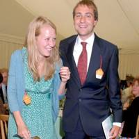 Alice Rothschild and Ben Goldsmith