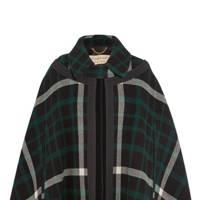 Burberry cape