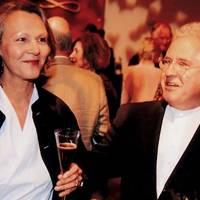 Mr and Mrs David Bentheim