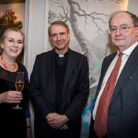 Caroline Wyatt, Chris Jamieson and Sir Michael Tugendhat