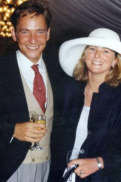 Damian Kwiatkowski and Mrs Damian Kwiatkowski