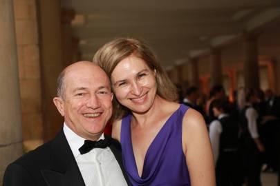 Bruno Laquet and Caroline Laquet