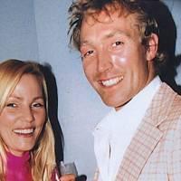 Jamie Walker and Kaja Wunder