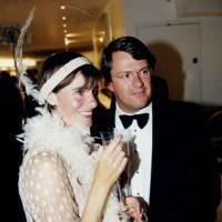 Mrs Martin Kitcatt and Martin Kitcatt