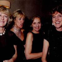 Camilla Parker Bowles, Mrs SImon Elliot, Melissa Wyndham and Lady Charles Spencer-Churchill