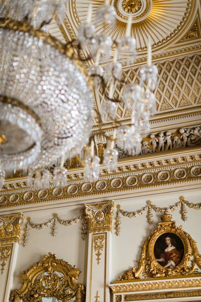 A look inside: Buckingham Palace and its extraordinary interiors