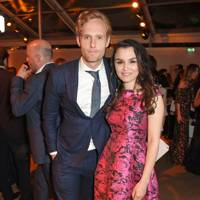 Jack Fox and Samantha Barks