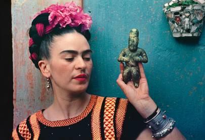 Frida Kahlo: Making Her Self Up, at the V&A