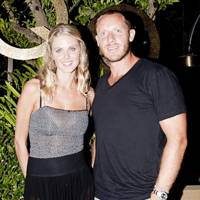 Donna Air and Sam Goldstone