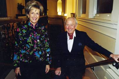 Lady Eden and Lord Eden