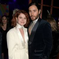 Jessie Buckley and Jared Leto