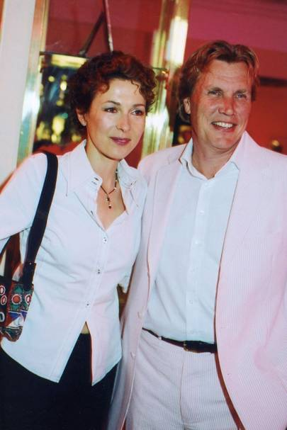 Deborah Moore and Theo Fennell