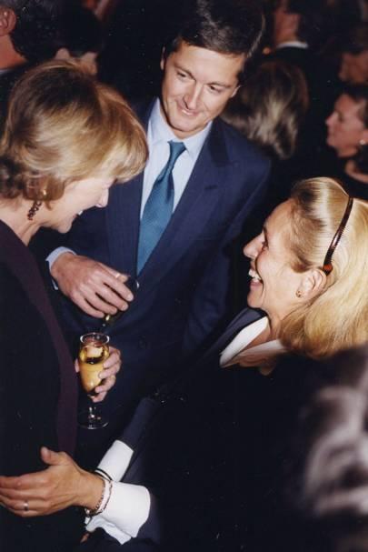 Mrs Alexander Muir, Alexander Muir and the Duchess of Marlborough