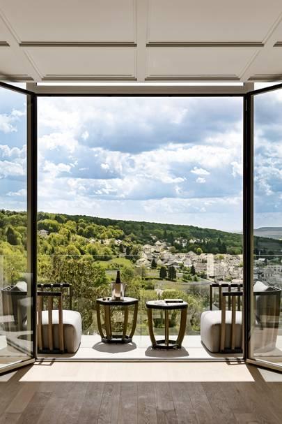Royal Champagne Hotel & Spa, France