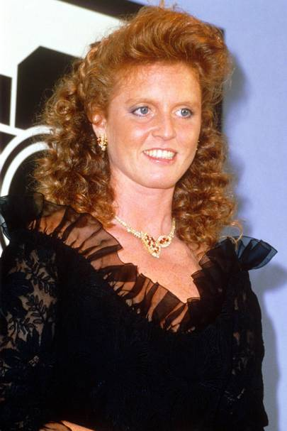 Sarah, Duchess of York, 1987