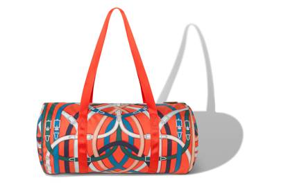 WEEKEND BAG OF THE YEAR: HERMES