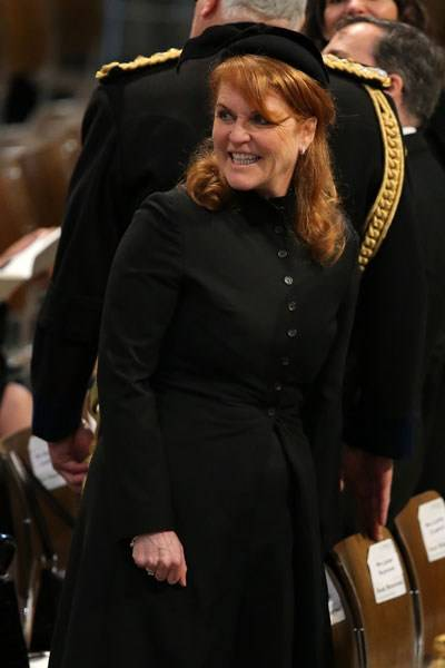 Sarah, Duchess of York