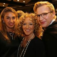 Anastasia Webster, Kelly Hoppen and Henry Conway