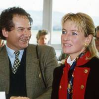 Robert Waley-Cohen and Mrs Kim Bailey