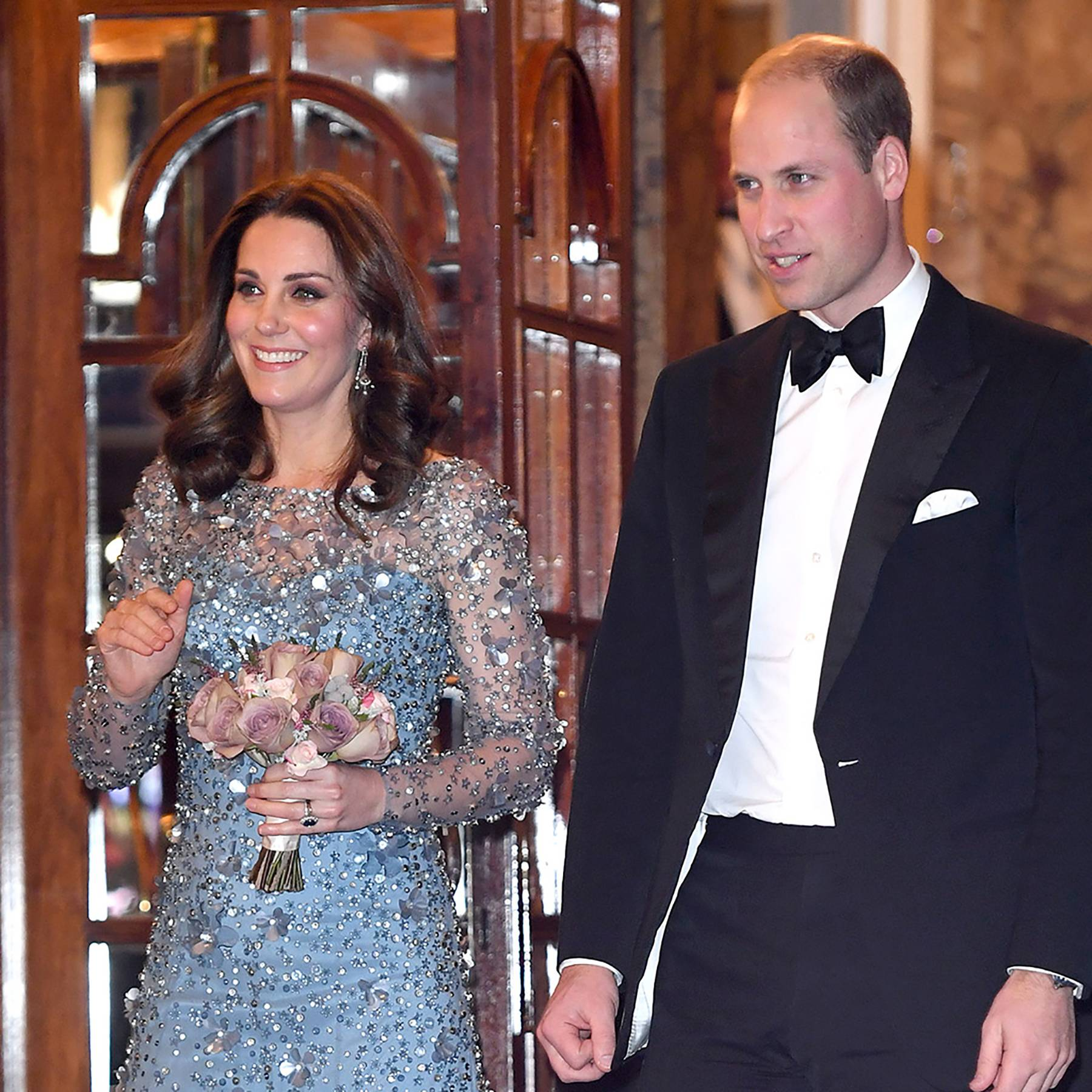 The Duke and Duchess of Cambridge will attend the Royal Variety Performance