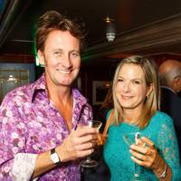 Vince Leigh and Penny Smith