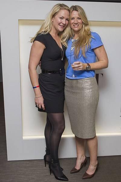 Kate Bright and Caroline Hiller
