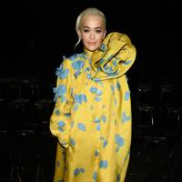 Rita Ora attends Marc Jacobs