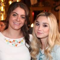 Lavinia Stewart-Brown and Sophie Richardson