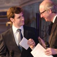 James Streeter and Lord Poltimore