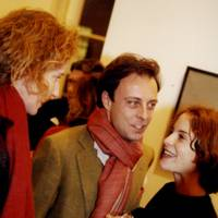 Mrs Nicolo Castellini-Baldissera, Nicolo Castellini-Baldissera and Margherita Castellani