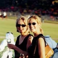 Bolette Petersen and Mrs Brian Boudreau