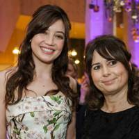 Daisy Lowe and Alexandra Shulman
