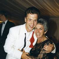Will Bathurst and The Hon Mrs George Bathurst