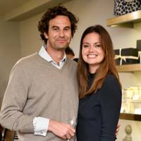 Rupert Finch and Lady Natasha Rufus Isaacs
