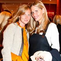 Elizabeth von Guttman and Cathryn Vialli