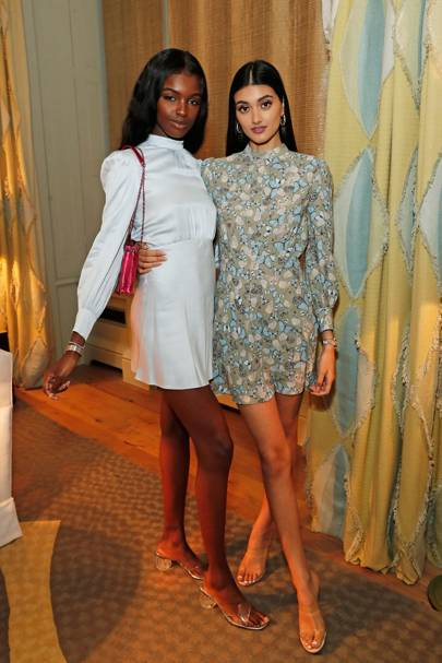 Leomie Anderson and Neelam Gill