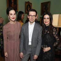 Victoria Ceridono, Erdem Moralioglu and Jessica Diner