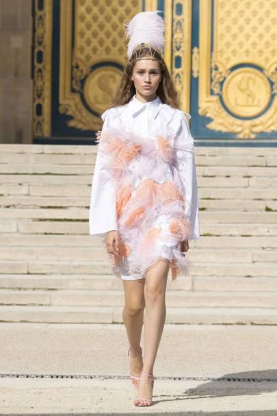 Nina Ricci at Paris Fashion Week S/S18