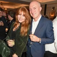 Charlotte Tilbury and Andy Martin