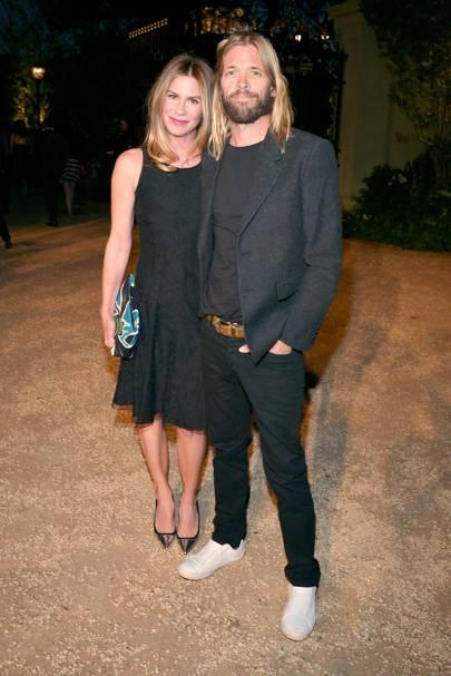 Taylor Hawkins and Alison Hawkins