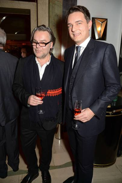 David Downton and Thomas Kochs
