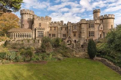 Devizes Castle, Devises, Wiltshire