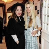Alice Temperley and Laura Bailey