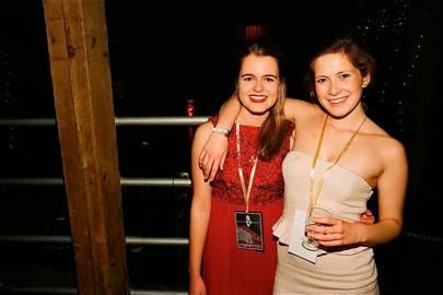Annabel McLean and Marina Boulton